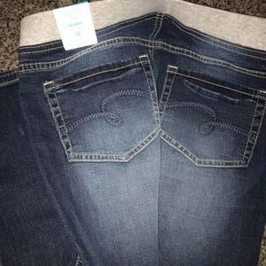 Justice Girls size 18 jeans